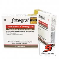 Trenbolone Acetate 100mg/ml (1ml,ампула) Тренболон Ацетат